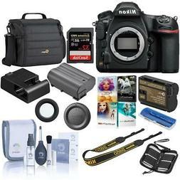 Nikon D850 DSLR Camera Body With Free PC Accessory Bundle #1