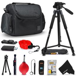 Deluxe Camera Accessories Kit for Canon, Nikon, Sony, Pentax