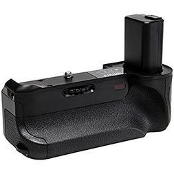 Vivitar Deluxe Power Battery Grip for Sony Alpha A6000 Camer