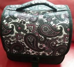 Designer Black Paisley DSLR Camera Bag, HAN-E226678849 make