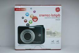 GE Digital Camera A1455 Smart Series 14 MP 5x Optical Zoom S