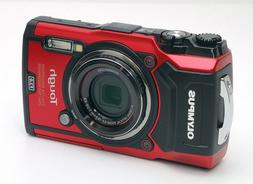 OLYMPUS digital camera Tough TG-5 Red CMOS F2.0 15 m Wi-Fi T