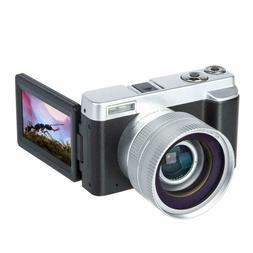 Digital Video Vlogging YouTube Camera Camcorder Recorder 3.0