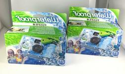 Fujifilm Disposable QuickSnap Waterproof Pool Underwater 35m