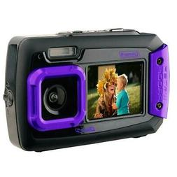 Coleman Duo2 2V9WP-P 20 MP Waterproof Digital Camera with Du