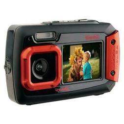 Coleman Duo2 2V9WP-R 20 MP Waterproof Digital Camera with Du