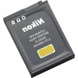 Nikon EN-EL12  1050mAh Li-Ion Battery For Coolpix Genuine