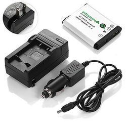 EN-EL19 Battery + Charger for Nikon CoolPix S3100 S3300 S350