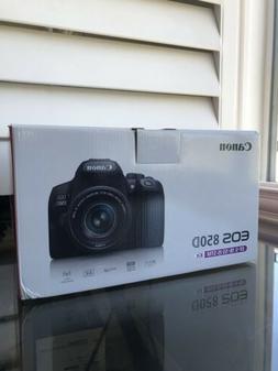 Canon EOS 850D  DSLR Camera  International Model