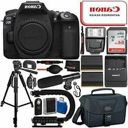 Canon EOS 90D DSLR Camera Body