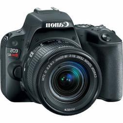 Canon EOS Rebel SL2 DSLR Camera with EF-S 18-55mm STM Lens -