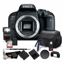 Canon EOS Rebel T7i Digital SLR Camera  1894C001 - Bundle