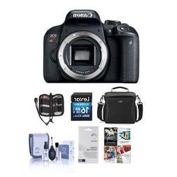 Canon EOS Rebel T7i DSLR Camera Body With Free Pc Accessory
