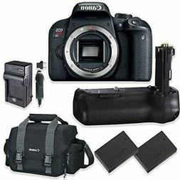 Canon EOS Rebel T7i DSLR Camera Body Only Kit with Canon 300
