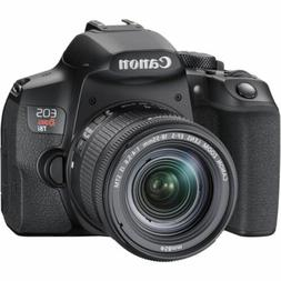 Canon EOS Rebel T8i DSLR Camera with 18-55mm Lens 3924C002 -