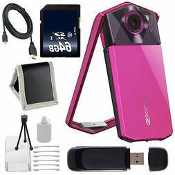 Casio Exilim EX-TR70 Selfie Digital Camera   Version) +