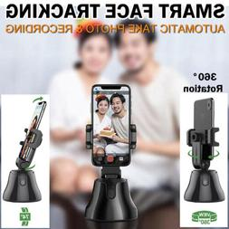 Face Tracking Object Track Gimbal Phone Holder 360° Automat
