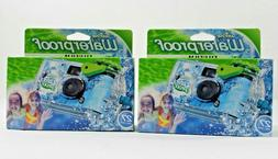 FujiFilm Quicksnap Waterproof Disposable Camera Exp. 12/2019