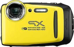 Fujifilm FinePix XP130 Waterproof Digital Camera w/16GB SD C