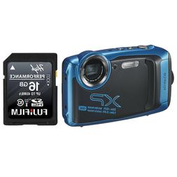 Fujifilm FinePix XP140 Shock & Waterproof Wi-Fi Digital Came