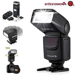DSLR Camera Flash Speedlite Light Wireless For Nikon Canon S