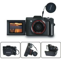 Flip Screen Digital SLR Camera 3.0 Inch TFT LCD Screen 16X Z