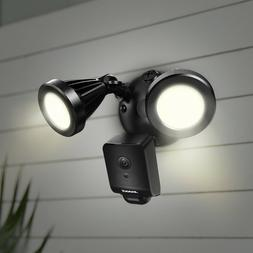 ANNKE Floodlight CCTV Camera Outdoor Security Camera Black T