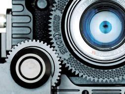 Follow Focus Gear Ring   for Vintage, Photo, Cine Lenses