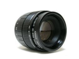 FUJIAN 35mm F1.7 CCTV Cine C Lens for Micro M4/3 NEX EOS Nik
