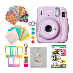 Fujifilm instax Mini 11 Instant Camera  with Film Accessory