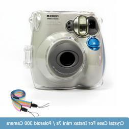 For Fujifilm Instax Mini 7s Film Camera Transparent Bag Case