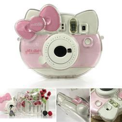 Fujifilm Instax Mini HELLO KITTY Film Camera Skin Shell Case