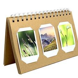 Fuji Instax Photo Album f/ Mini 9 8 8+/ 70 7s 25 26 50s/Squa