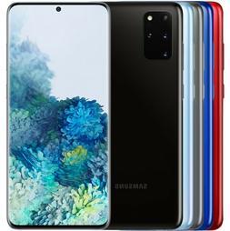 "Samsung Galaxy S20+ Plus SM-G985F/DS 128GB 8GB RAM  6.7"" 64M"
