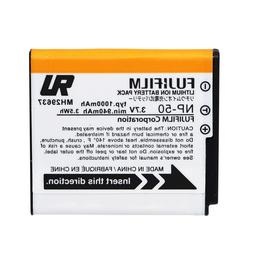 Genuine FUJIFILM NP-50 Battery pack OEM Fuji Z JX digital ca