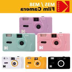 Genuine Kodak Vintage Retro M35 35mm Reusable Non-Disposable