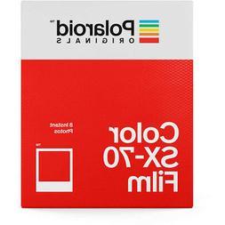 Polaroid Originals 4676 Color Glossy Instant Film for SX70 C