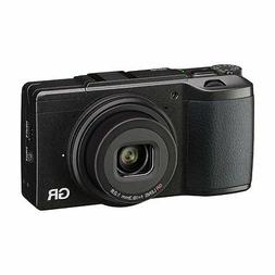Ricoh GR II 16.2MP Wi-Fi Digital Camera -Black - *Free shipp