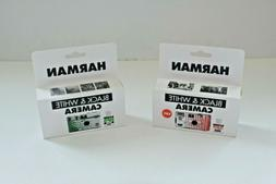 Ilford Harman Black & White  Disposable Camera Combo Pack