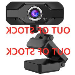 hd 1080p webcam with microphone usb camera