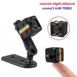 HD COP CAM Spy Camcorder Security Camera Motion Detection Ni