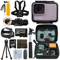 GoPro HERO7 White 10 MP Waterproof Camera Camcorder + 32GB A
