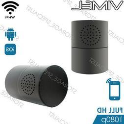 Home Security Camera Bluetooth Speaker WIFI IP Night Vision
