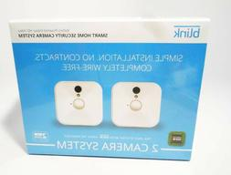 Blink Indoor Home Security Camera System with Motion Detect,