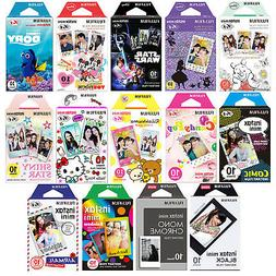 instax film instant photo sheets for mini