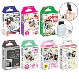 Fujifilm Instax Mini 10 Sheet Instant Film for Fuji Camera/