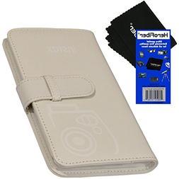 Fujifilm Instax Mini 108 Photo Wallet Album,White f/7s 8 25