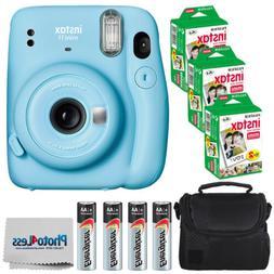 Fujifilm Instax Mini 11 Instant Camera | Twin Pack Film 3X |