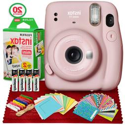 FUJIFILM INSTAX Mini 11 Instant Film Camera  Bundle