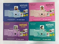 Fujifilm Instax Mini 7s Instant Camera Bundle -Case, Film, P